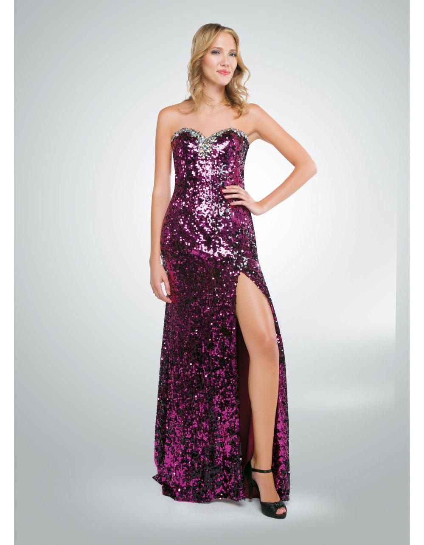 Crush prom dress 13174