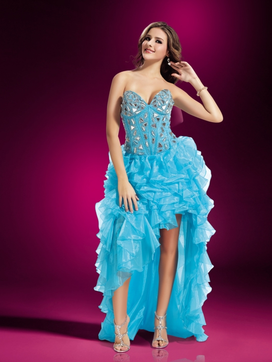 Crush prom dress 12090