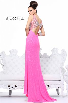 Sherri Hill dress for prom 21043