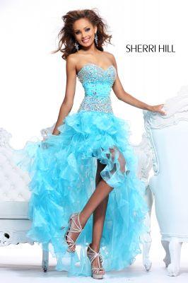 Sherri Hill prom gown 21104