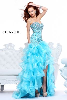 Sherri Hill dress for prom 21127