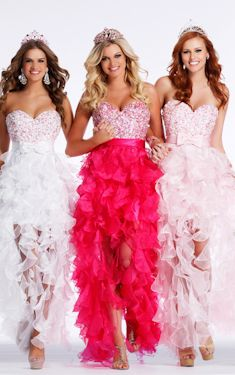 Sherri Hill 2415 prom gown