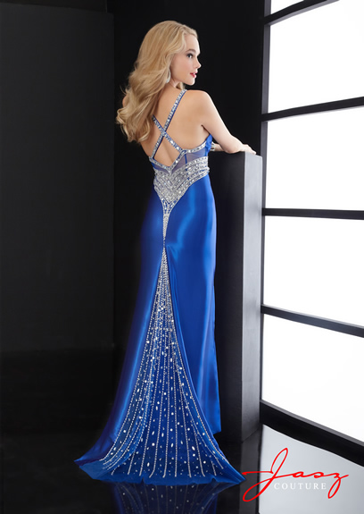Jasz Couture prom gown 3037