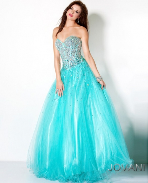 Prom dress style 4243