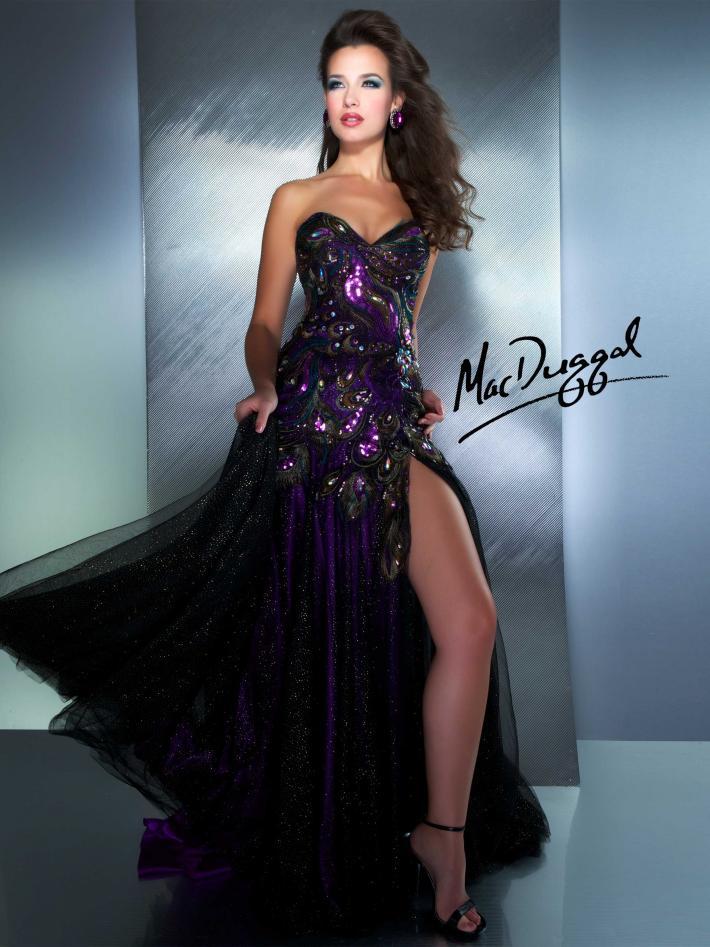 Prom dress by Mac Duggal 42660M