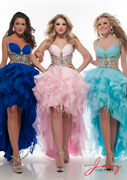Prom dress by Jasz Couture style 4908
