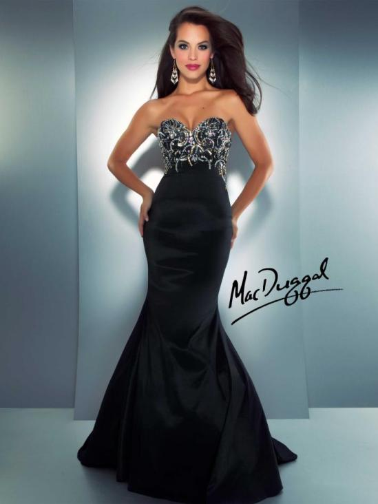Cassandra Stone mermaid prom gown 76490A
