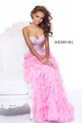 Prom dress by Sherri Hill style 8508