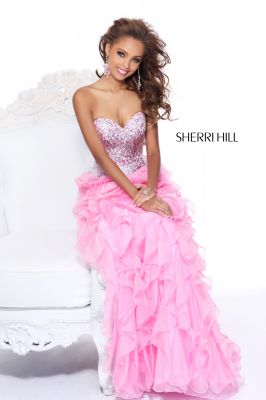 Prom dress by Sherri Hill style 8508