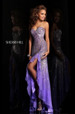 Sherri Hill 8510 prom gown