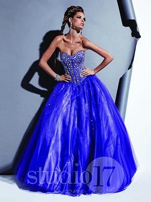 Studio 17 Prom Dress 12377