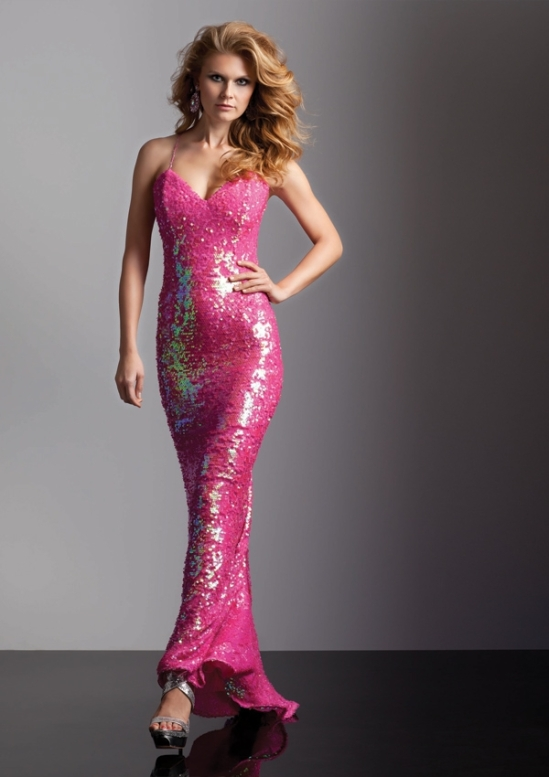 Pretty prom dress Flaunt 93206