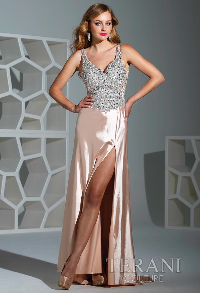 Terani Couture P1643 Prom Dress