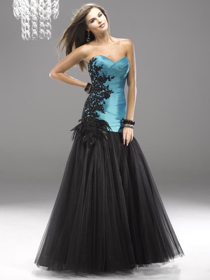 Flirt prom dress P4755 for 2013