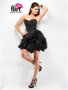 Flirt prom homecoming dress P1613 wholesale prom gown